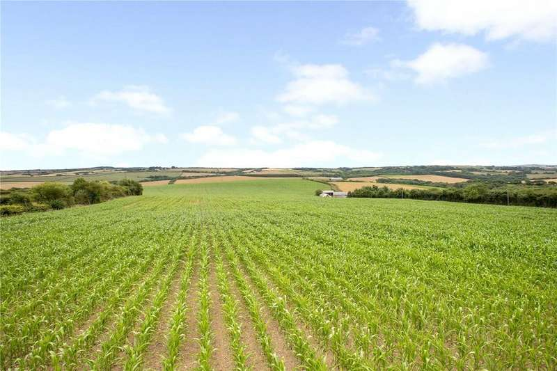Land Commercial for sale in Horwood, Bideford, Devon, EX39