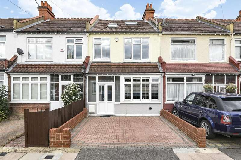 4 Bedrooms Terraced House for sale in Tremaine Road, Anerley