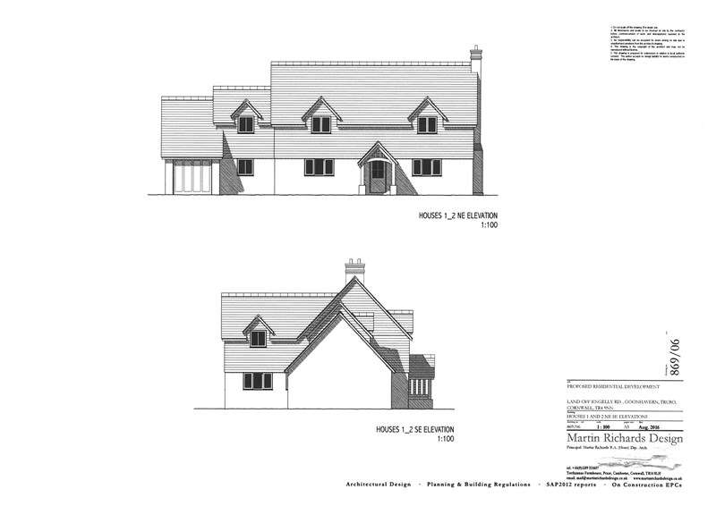 Residential Development Commercial for sale in Engelly Road, Goonhavern, Truro