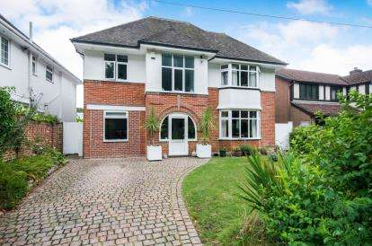 4 Bedrooms Detached House for sale in Boscombe Manor, Dorset