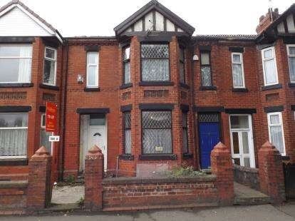 4 Bedrooms Terraced House for sale in Plymouth Grove, Manchester, Greater Manchester, Uk