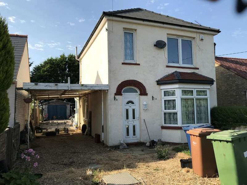 2 Bedrooms Detached House for sale in Church Road, Christchurch, PE14 9PQ