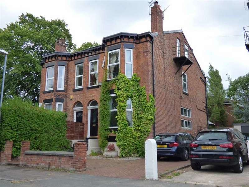 5 Bedrooms Semi Detached House for sale in Burlington Road, Withington, Manchester, M20
