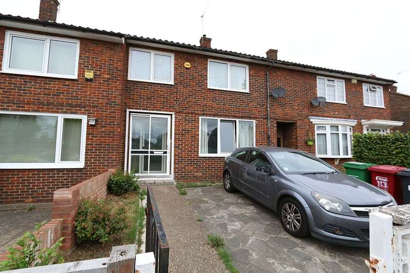 3 Bedrooms Terraced House for sale in Long Readings Lane, Slough, Berkshire, SL2 1QY