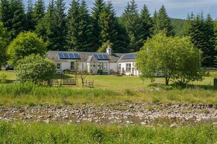 3 Bedrooms Detached Bungalow for sale in Nether Dalgleish, , Ettrick TD7 5HZ