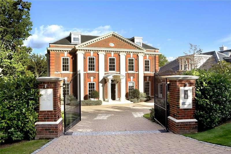 6 Bedrooms Detached House for sale in Stokesheath Road, Oxshott, Surrey, KT22