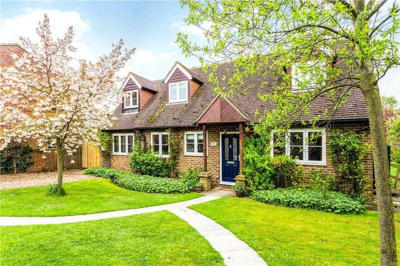 4 Bedrooms Detached House for sale in Swan Close, Ivinghoe Aston, Leighton Buzzard, Buckinghamshire