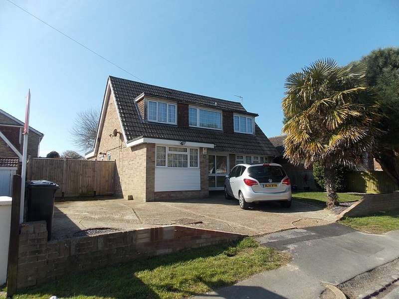 4 Bedrooms Detached House for sale in Firle Road, Peacehaven, East Sussex