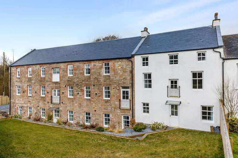 3 Bedrooms Duplex Flat for sale in 3 Waterside Mill, Mill Wynd, Waterside, KA3 6JL