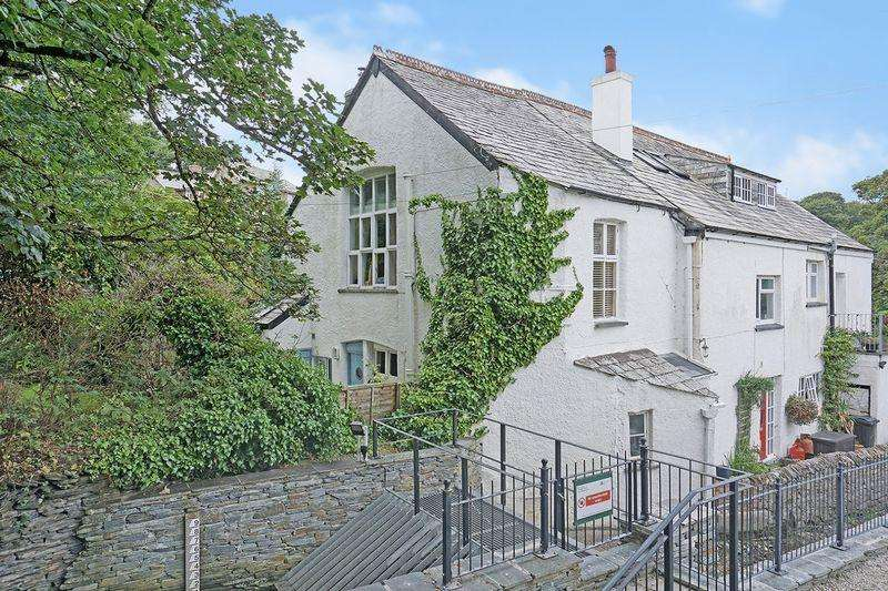 2 Bedrooms Semi Detached House for sale in Dunn St, Boscastle