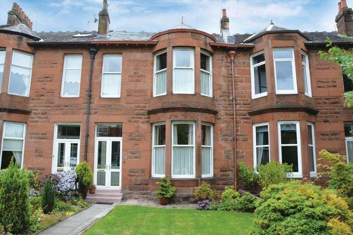 4 Bedrooms Terraced House for sale in Clarkston Road, Netherlee , Glasgow, G44
