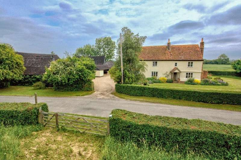 5 Bedrooms Detached House for sale in Coggeshall