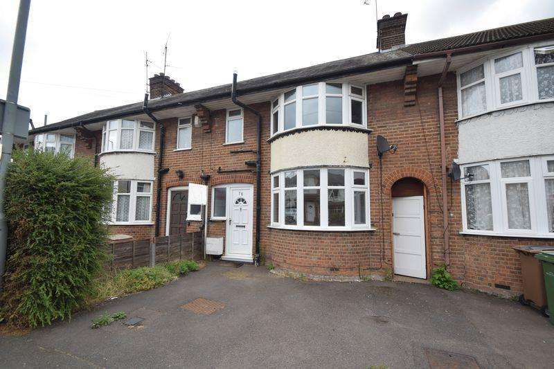 3 Bedrooms Terraced House for sale in Trinity Road, Luton