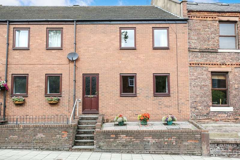 2 Bedrooms Property for sale in Wigton Road, Carlisle, CA2