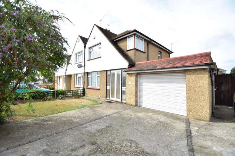 4 Bedrooms Semi Detached House for sale in Kendal Drive, Slough, SL2