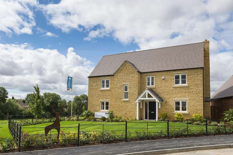 5 Bedrooms Detached House for sale in Plot 26, The Cotswold, The Orchards, Tredington