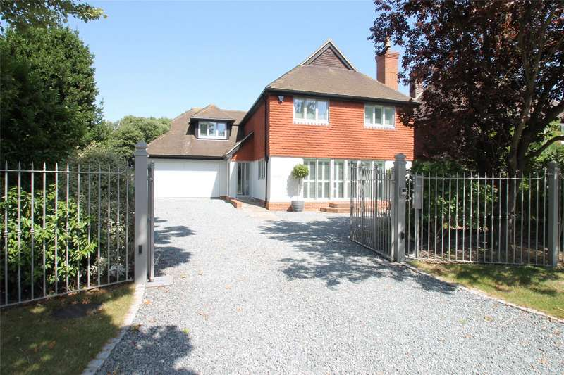 6 Bedrooms Detached House for sale in Cross Road, Rustington, West Sussex, BN16
