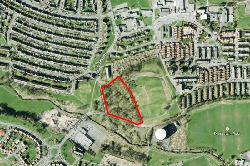 Land Commercial for sale in Development Site At, Pitkerro Road, Dundee