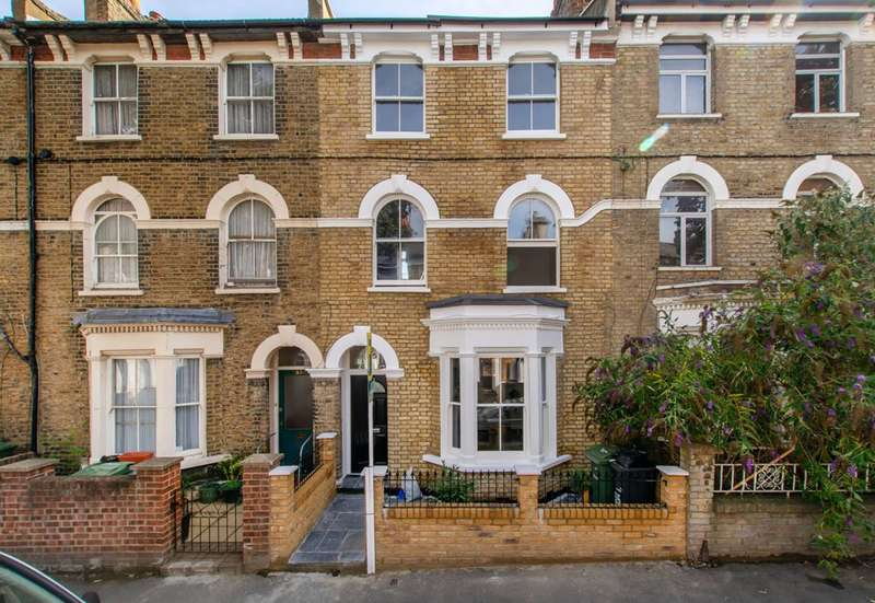 5 Bedrooms Terraced House for sale in Dalyell Road, Brixton, SW9