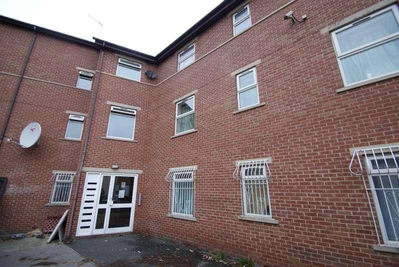 6 Bedrooms Flat for rent in Spenceley Street, University, Leeds