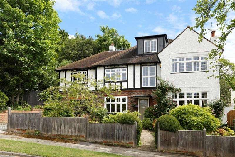 6 Bedrooms Detached House for sale in Conway Road, Wimbledon, SW20