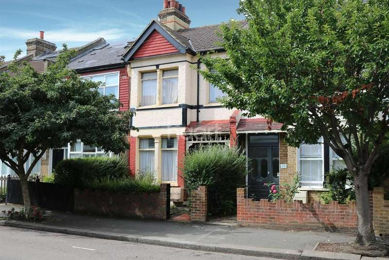2 Bedrooms Terraced House for sale in Clifton Park Avenue, Raynes Park, SW20.