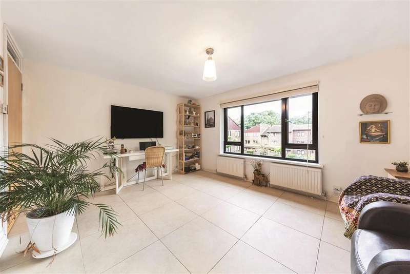 2 Bedrooms Flat for sale in Brondesbury Park, NW6