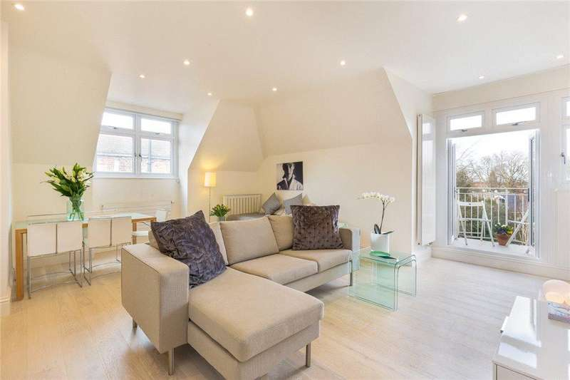2 Bedrooms Flat for sale in Calonne Road, Wimbledon, SW19