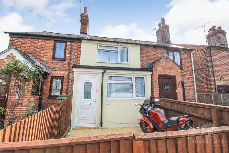 2 Bedrooms Terraced House for sale in Bath Road, Thatcham