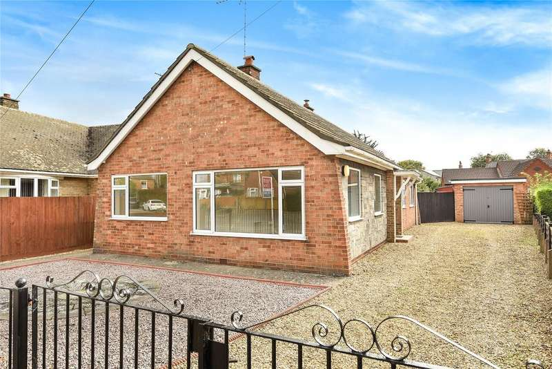 3 Bedrooms Detached Bungalow for sale in Tollgate, Spalding, PE11