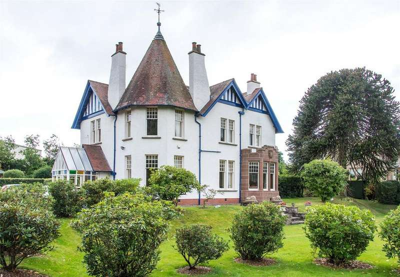 7 Bedrooms Detached House for sale in Rokeby House, Doune Road, Dunblane