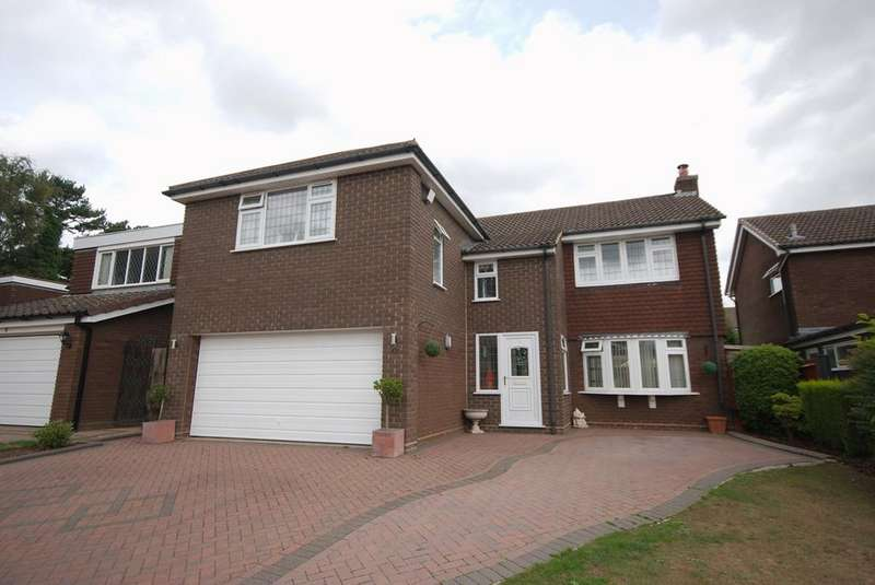5 Bedrooms Detached House for sale in Prestwick Close, Sutton Coldfield, B75