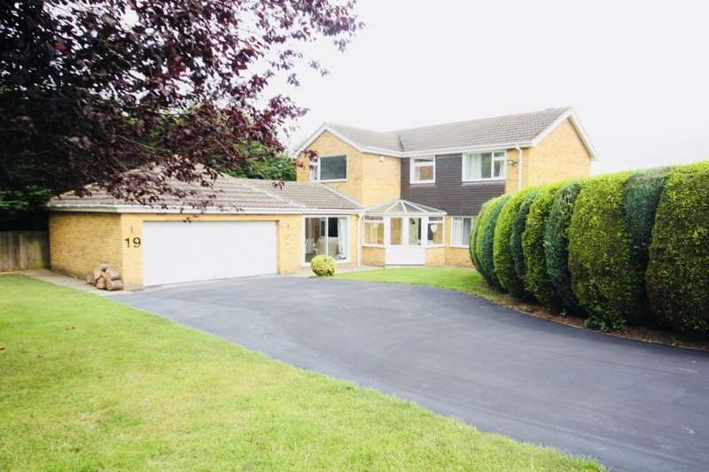 4 Bedrooms Detached House for sale in Sorrell Grove, Guisborough, TS14