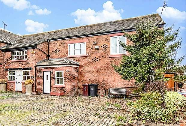 4 Bedrooms Semi Detached House for sale in Pinfold Lane, Knowsley, Prescot, Merseyside