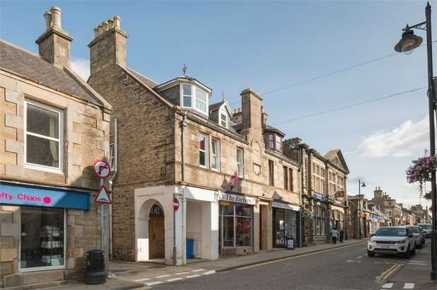 3 Bedrooms Flat for sale in 167 Mid Street, Keith, Moray