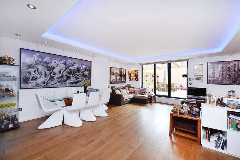 2 Bedrooms Flat for sale in Point West, 116 Cromwell Road, South Kensigton, London, SW7