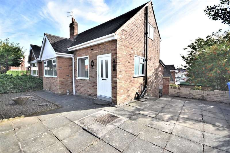 2 Bedrooms Semi Detached Bungalow for sale in St Louis Avenue, Blackpool