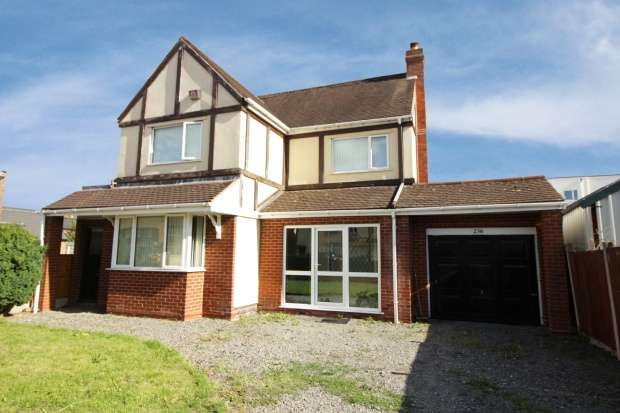 3 Bedrooms Detached House for sale in Lichfield Road, Willenhall, West Midlands, WV12 5BG