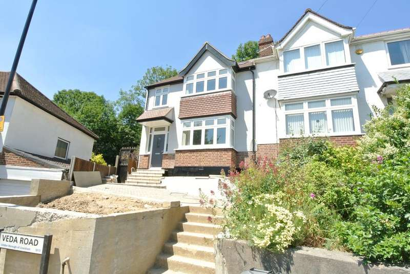 4 Bedrooms End Of Terrace House for sale in Veda Road SE13