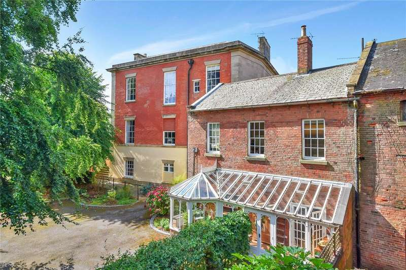 5 Bedrooms House for sale in Shardlow, Derby, Derbyshire