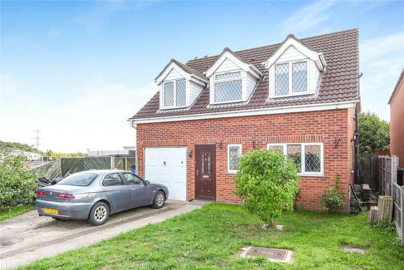 4 Bedrooms Detached House for sale in Boundary Lane, South Hykeham, LN6