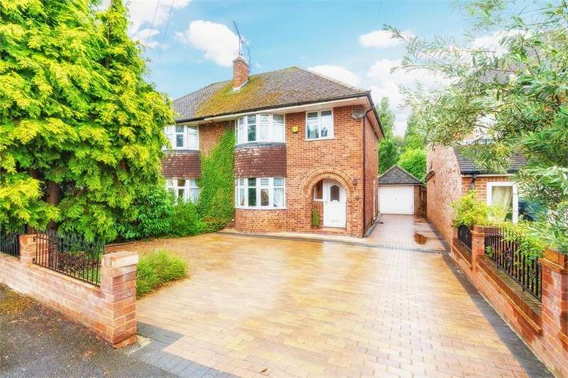 3 Bedrooms Semi Detached House for sale in Castleview Road, Langley, Berkshire