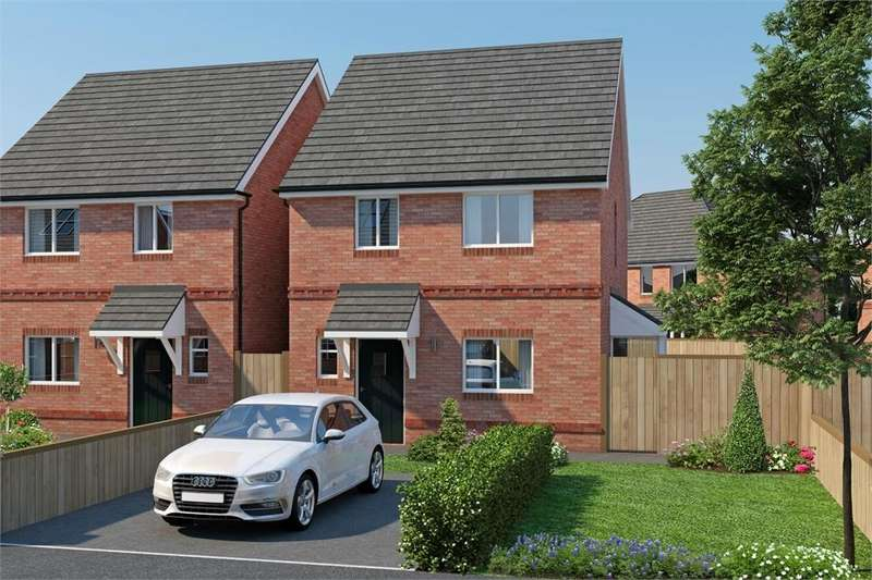 3 Bedrooms Detached House for sale in Mulberry Park, Forest Road, Ellesmere Port, Cheshire