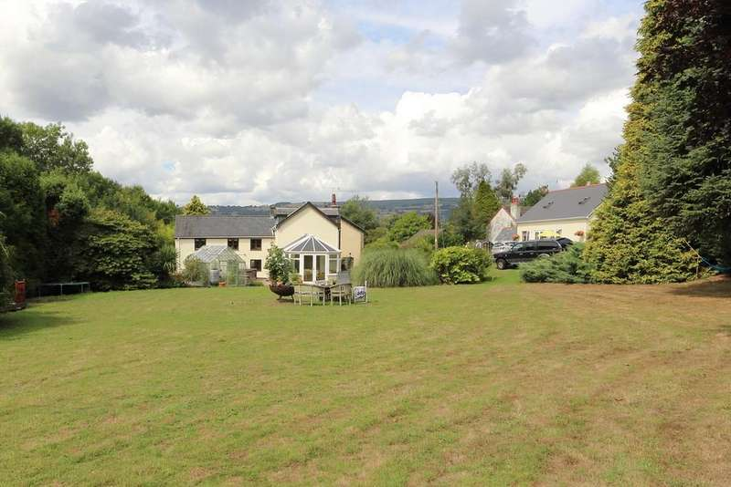 3 Bedrooms Cottage House for sale in Usk