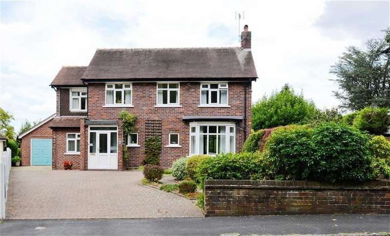 3 Bedrooms Detached House for sale in Woodland Avenue, Nantwich, Cheshire