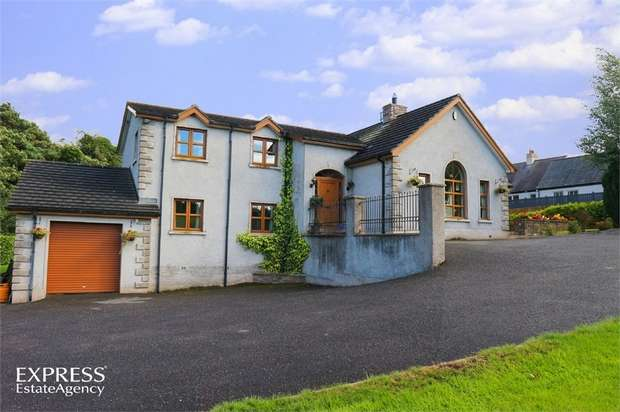 4 Bedrooms Detached House for sale in Lurgan Road, Dromore, County Armagh