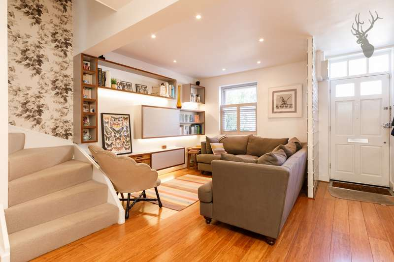 5 Bedrooms House for sale in Grand Union Terrace, Haverfield Road, Bow, E3