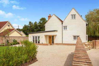 5 Bedrooms Detached House for sale in Shudy Camps, Cambridgeshire