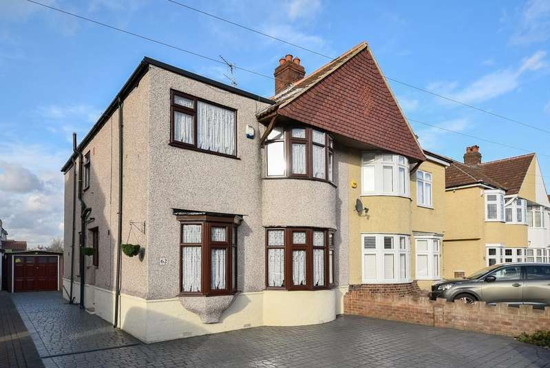 4 Bedrooms Semi Detached House for sale in Ashmore Grove Welling DA16