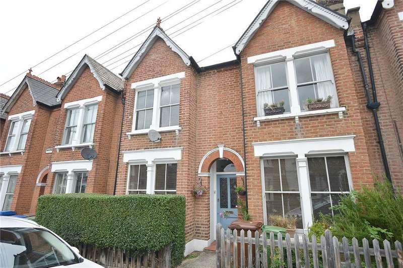 2 Bedrooms Terraced House for sale in Waveney Avenue, Peckham Rye, London, SE15